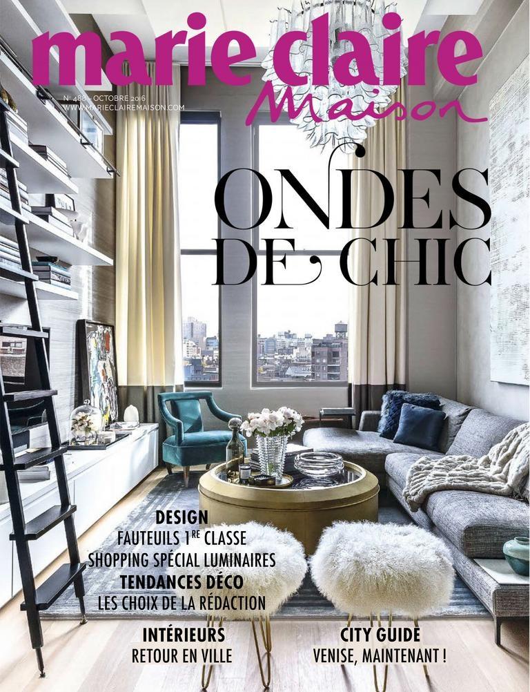 Marie Claire Maison n°488 Octobre 2016